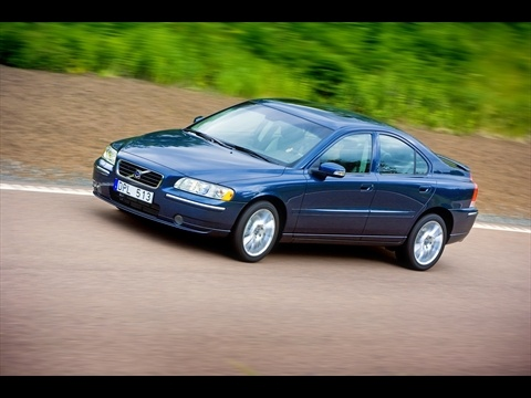 2005 Volvo S60, Left Front Quarter View, exterior, manufacturer, gallery_worthy