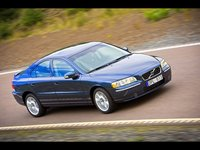2009 Volvo S60, Right Front Quarter View, exterior, manufacturer