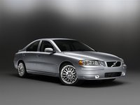 2007 Volvo S60, Front Right Quarter View, exterior, manufacturer
