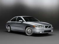 2007 Volvo S60, Front Right Quarter View, manufacturer, exterior
