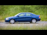 2009 Volvo S60, Left Side View, exterior, manufacturer