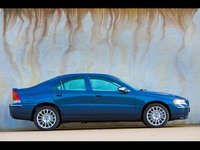 2009 Volvo S60, Right Side View, exterior, manufacturer