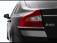 2009 Volvo S80, Back Left Quarter View, exterior, manufacturer