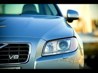 2009 Volvo S80, Front View, exterior, manufacturer