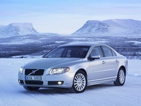 2009 Volvo S80 Picture Gallery