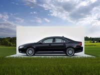 2009 Volvo S80, Left Side View, exterior, manufacturer