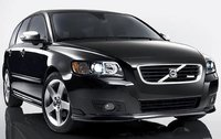 2009 Volvo V50, Front Right Quarter View, exterior, manufacturer