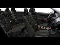 2009 Volvo V50, Interior View, interior, manufacturer