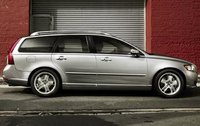 2009 Volvo V50, Right Side View, exterior, manufacturer