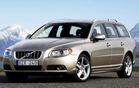 2009 Volvo V70 Picture Gallery