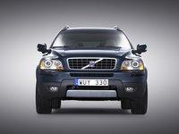 2009 Volvo XC90, Front View, exterior, manufacturer