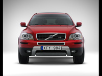 2009 Volvo XC90, Front View, exterior, manufacturer