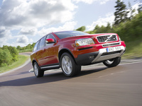 2009 Volvo XC90, Front Right Quarter View, exterior, manufacturer
