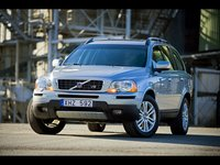 2009 Volvo XC90, Front Left Quarter View, exterior, manufacturer, gallery_worthy