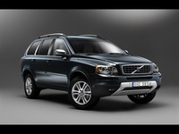 2009 Volvo XC90, Front Right Quarter View, manufacturer, exterior