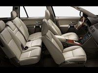 2009 Volvo XC90, Interior Side View, interior, manufacturer, gallery_worthy