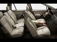 2009 Volvo XC90, Interior Side View, manufacturer, interior