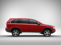 2009 Volvo XC90, Right Side View, manufacturer, exterior