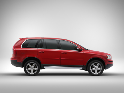 2009 Volvo XC90, Right Side View, exterior, manufacturer