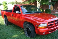 1999 Dodge Dakota Overview