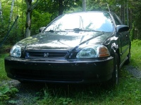 Picture of 1997 Honda Civic CX Hatchback, exterior