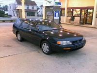 1995 Toyota Camry LE V6 Wagon, 1995 Toyota Camry 4 Dr LE V6 Wagon picture, exterior