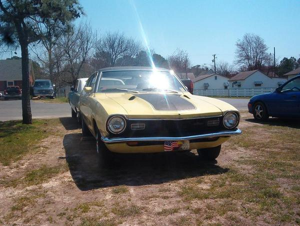 1971 Ford Maverick picture