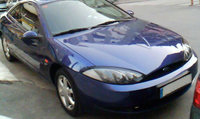 Picture of 2000 Ford Cougar, exterior
