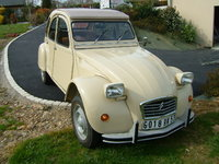 1978 Citroen 2CV Overview