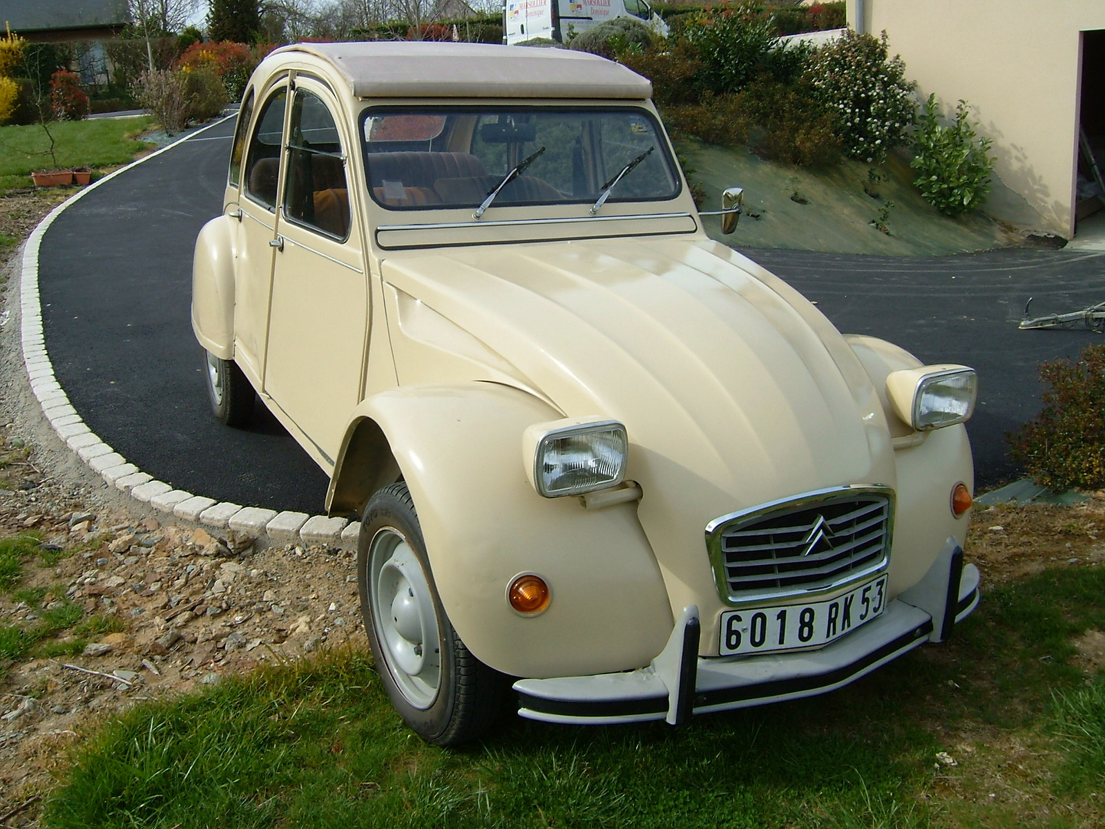 Picture of 1978 Citroen 2CV, exterior