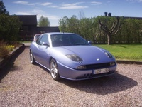 1993 FIAT Coupe Overview