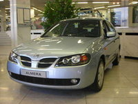 Picture of 2004 Nissan Almera, exterior