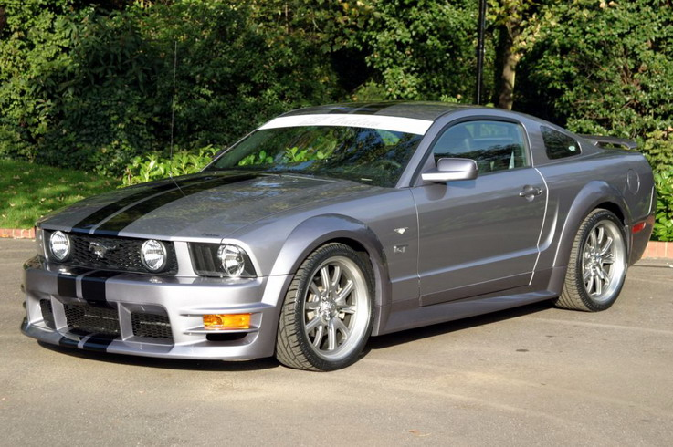 2004 Ford Mustang Black  Car Autos Gallery