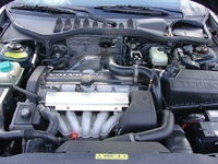 1996 Volvo 850 4 Dr Turbo Sedan picture, engine