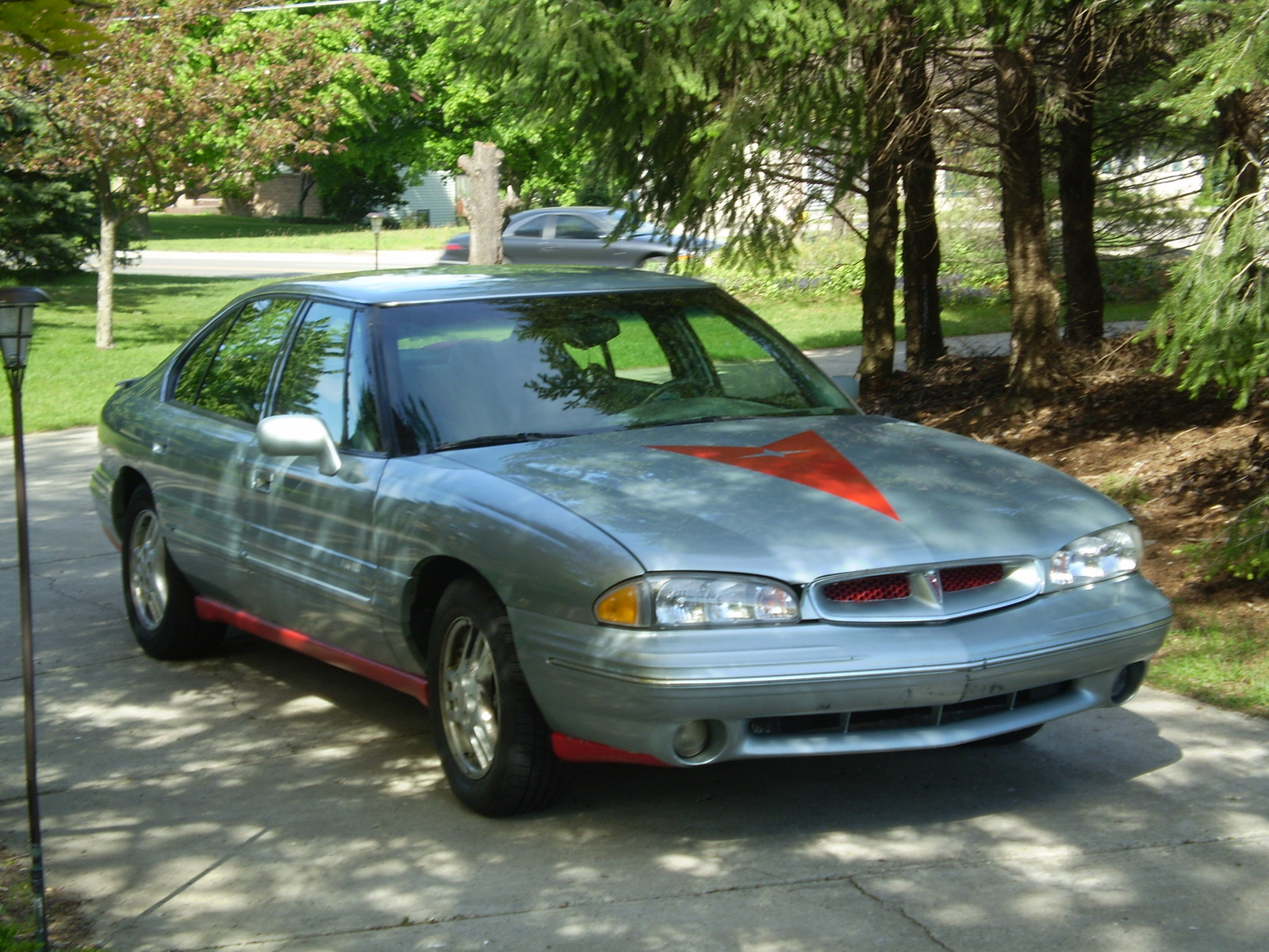 1996 Pontiac Bonneville Pictures Cargurus
