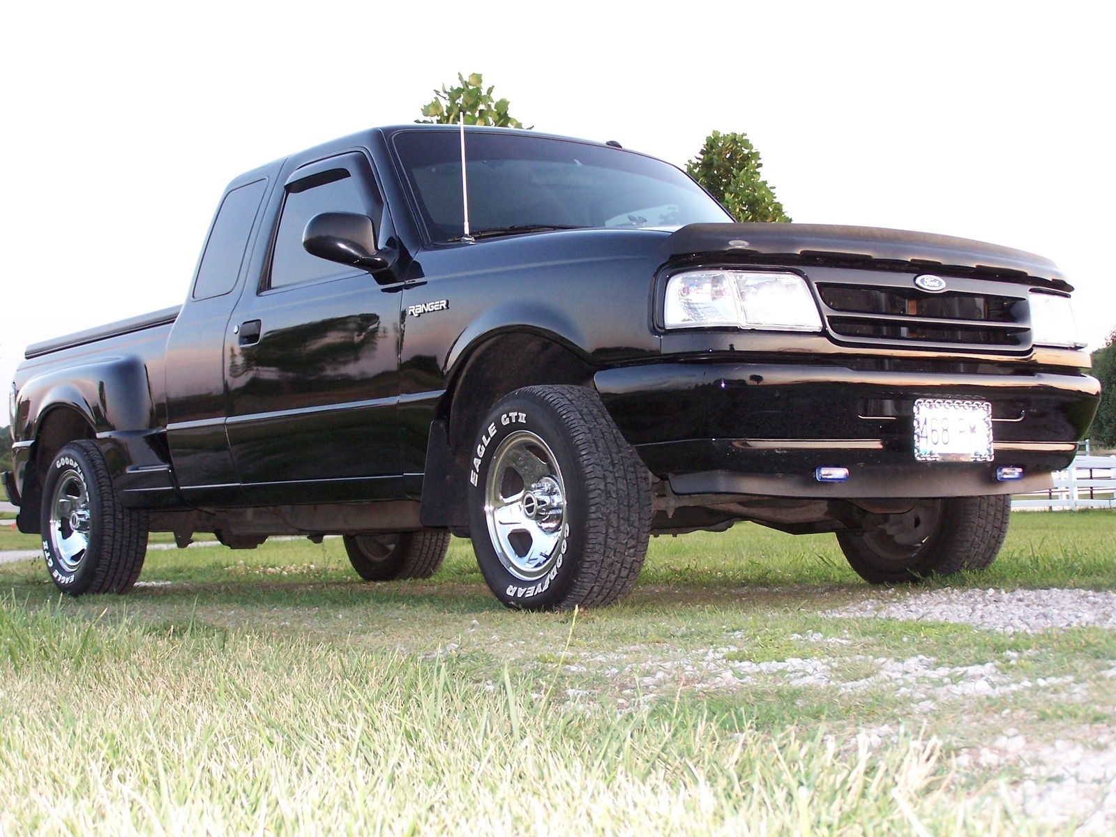 Picture of 1994 ford ranger splash extended cab stepside sb exterior gallery_worthy
