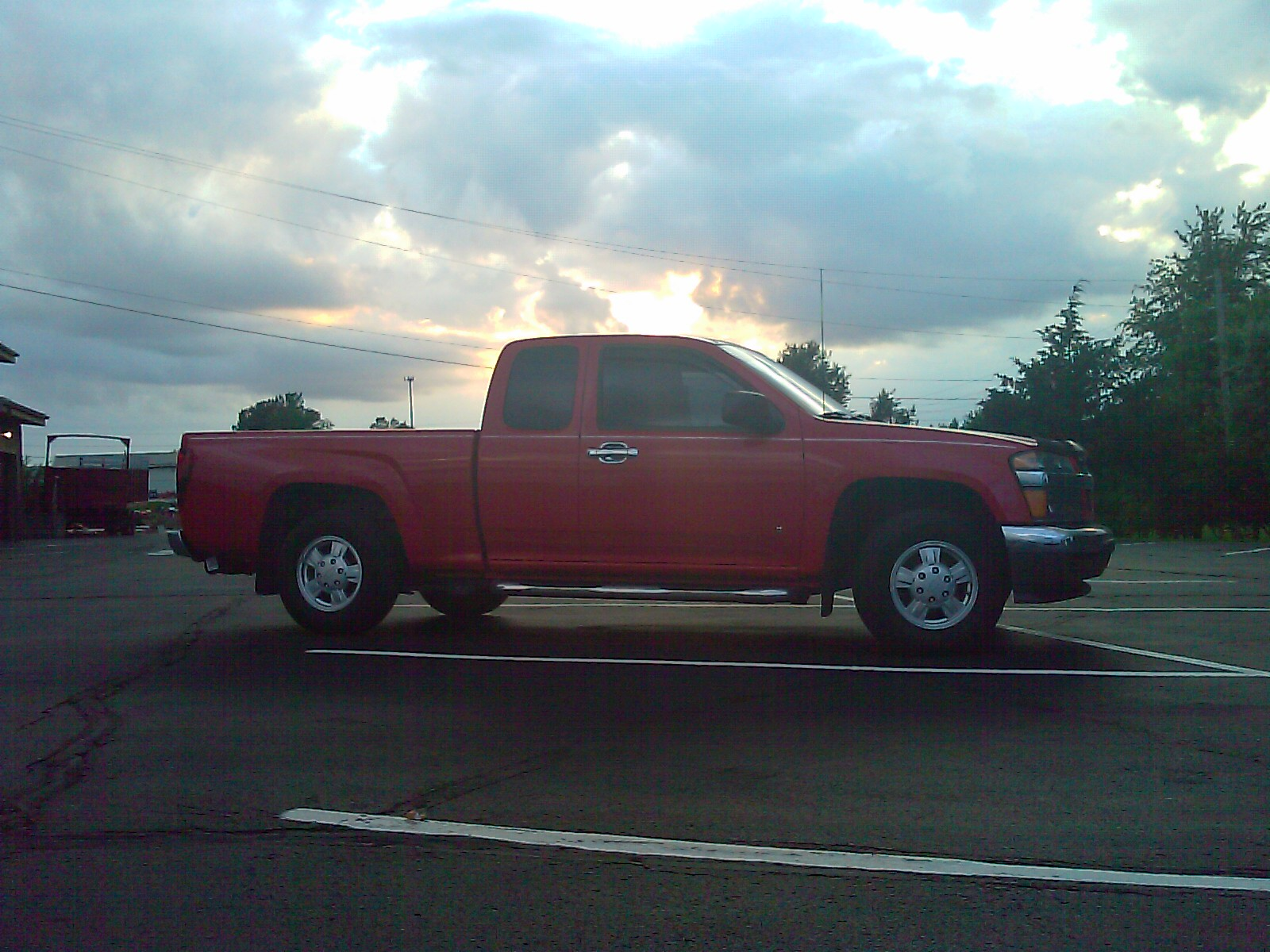 2007 Chevrolet Colorado LT2 Extended Cab picture