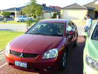 Picture of 2007 Mitsubishi 380, exterior