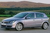 2007 Vauxhall Astra Overview