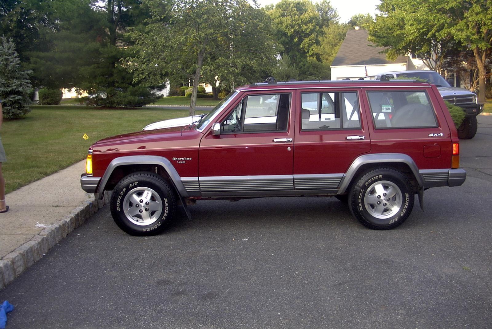 1992 Jeep Cherokee Pictures Cargurus