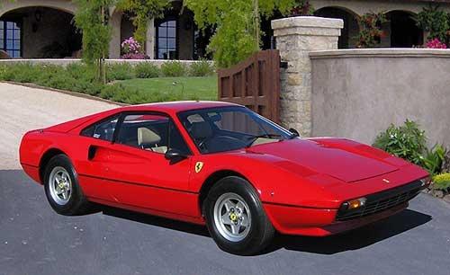 1978 Ferrari 308 Pictures Cargurus