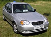 2004 Hyundai Accent picture, exterior