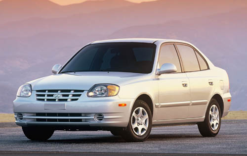 Picture of 2004 Hyundai Accent