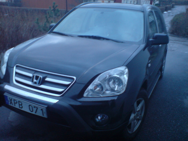 Picture of 2006 Honda CR-V, exterior, gallery_worthy