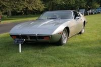 1972 Maserati Ghibli Overview