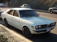 1974 Toyota Corona Overview