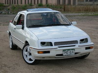 Picture of 1987 Merkur XR4Ti, exterior