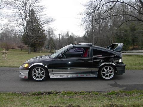 Honda Civic Questions 1993 Civic Sedan Ex I Want Horsepower For