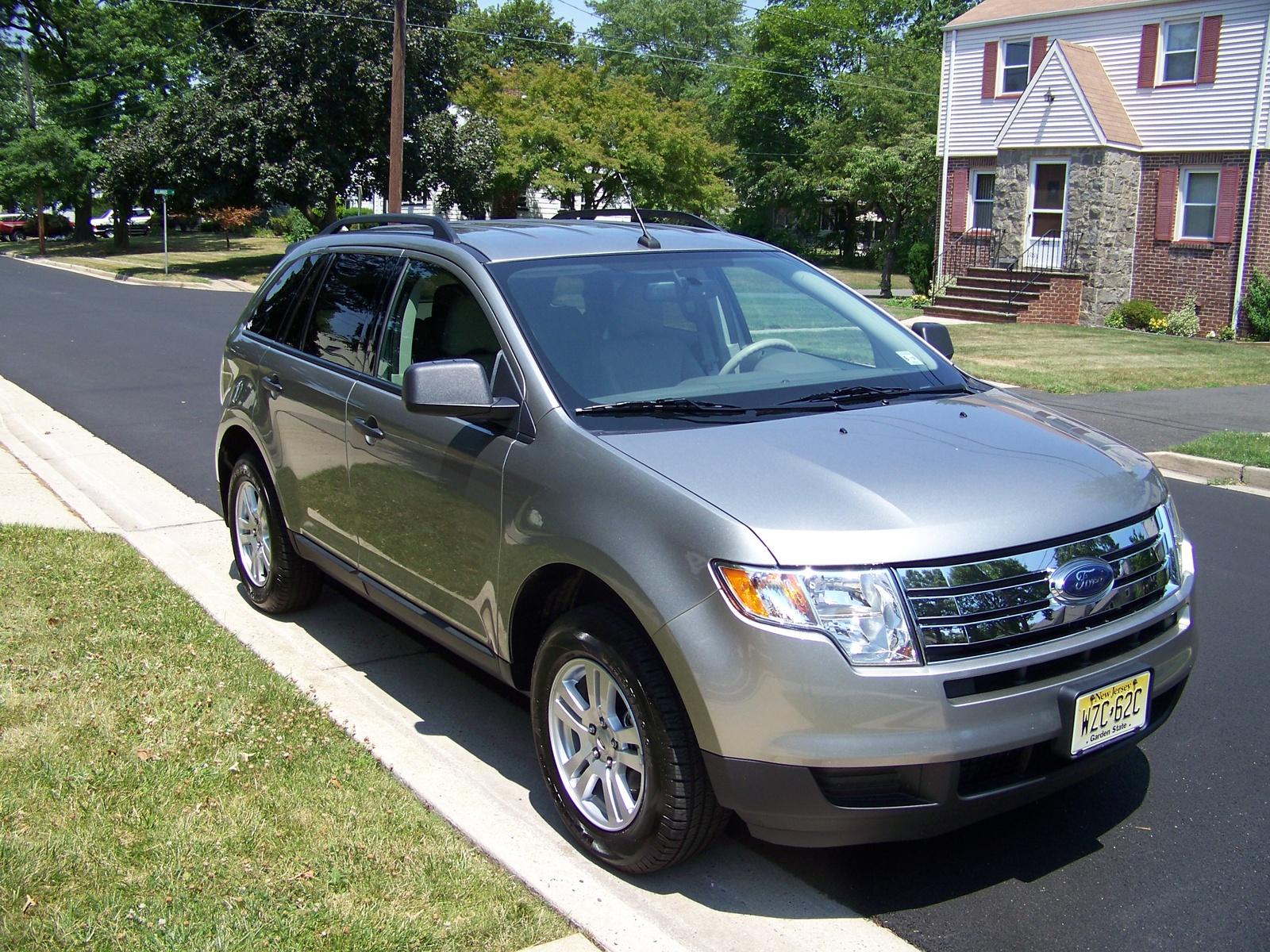 2008 Ford Edge Pictures Cargurus