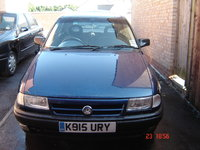 Picture of 1993 Vauxhall Astra, exterior, gallery_worthy